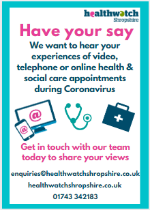 Healthwatch Survey